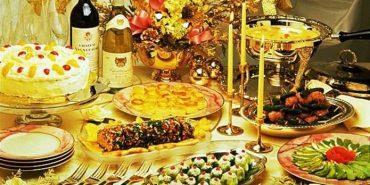 Скільки коштуватиме українцям святковий стіл. Інфографіка
