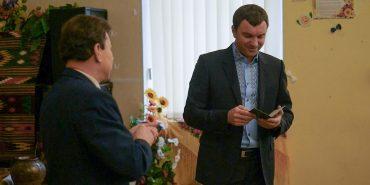 Андрій Іванчук відвідав Коломийський медколедж, який закінчив майже 30 років тому