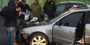 Поліція затримала на Прикарпатті квартирних злодіїв. ФОТО