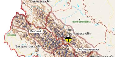 Синоптики попереджають про збільшення ризику лавин у гірських районах Прикарпаття