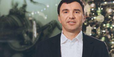Андрій Іванчук привітав Коломийщину з Новим роком і згадав найбільші досягнення 2018-го