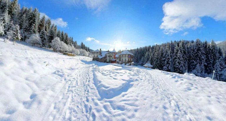 Висота снігового покриву на теренах Карпат досягла 40 см
