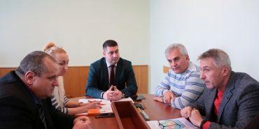 В ОДА обговорили питання вдосконалення мережі цифрового телевізійного мовлення на Івано-Франківщині