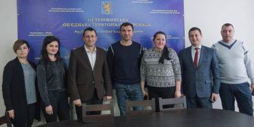 Андрій Іванчук привітав з Днем місцевого самоврядування. ФОТО