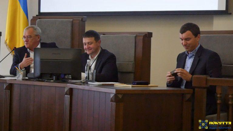 Андрій Іванчук отримав відзнаку міського голови Коломиї