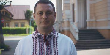 Любомир Глушков вітає коломиян з прийдешнім Новим Роком