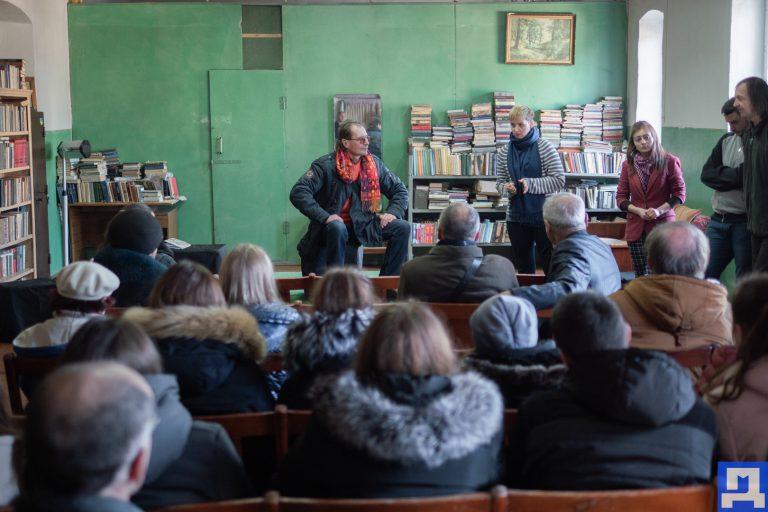 """Запрошення за куліси. Театр """"Соломія"""" розгорнув новий проект. ФОТО"""