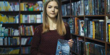 Про любов до читання та більше 200 книг у власній бібліотеці – в інтерв'ю з Анастасією Шереметою. ФОТО