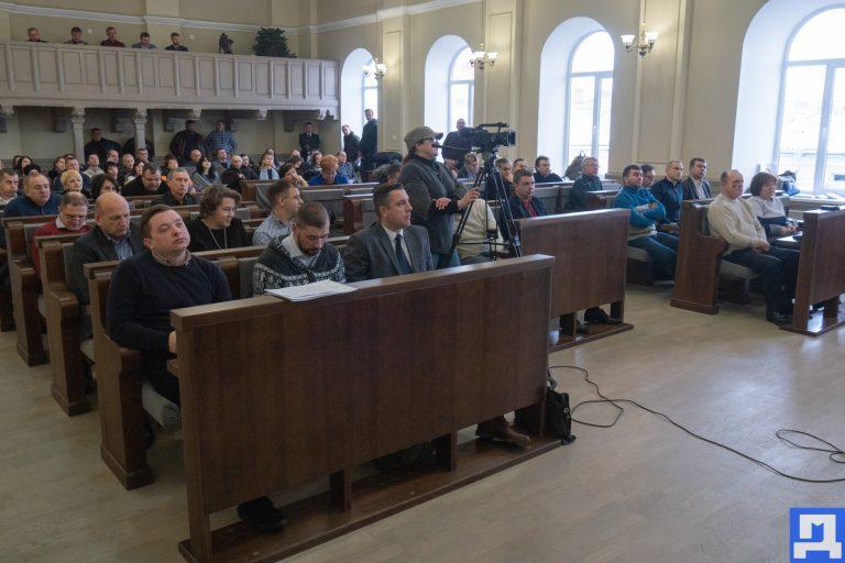 39-та сесія Коломийської міської ради: основні рішення. ФОТО