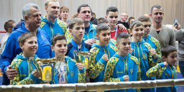У Коломиї змагалися боксери з 18-ти регіонів України. ФОТО