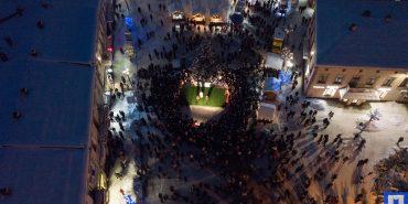 Майже 80% опитаних коломиян зустрічали Новий рік удома і тільки 5% – у гостях