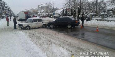 16 ДТП за добу: прикарпатців вкотре закликають бути обережними на дорогах. фОТО