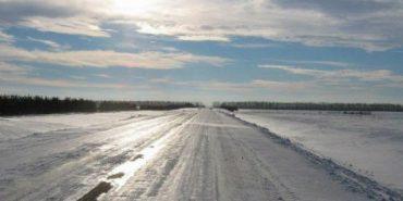 Прикарпатських водіїв закликають бути обережними: на дорогах сильна ожеледиця