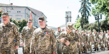 Андрій Іванчук привітав захисників з Днем Збройних сил України