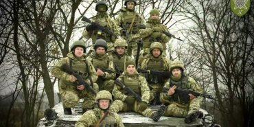 10 бригада привітала побратимів з Днем Збройних сил України. ВІДЕО