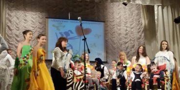 У Коломиї відбувся інклюзивний концерт за участю дітей та молоді з інвалідністю. ФОТО