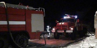 Пожежа в Яблуниці: у вогні загинув 33-річний прикарпатець. ФОТО