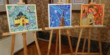 """""""Коломийський рік"""": у Музеї історії відкрили виставку Софії Григорович. ФОТО"""