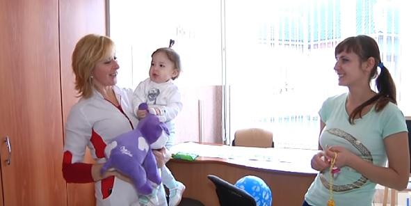 На Івано-Франківщині 5 років діє перше в Україні дитяче хоспісне відділення. ВІДЕО