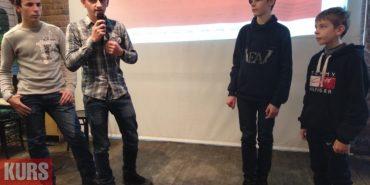 На Франківщині школярі презентували пристрій для аналізу якості повітря