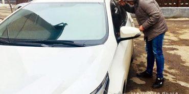 За тиждень на Франківщині обікрали 9 автомобілів – поцупили значні суми