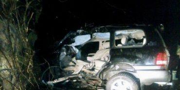 У моторошній аварії на Львівщині загинуло двоє мешканців Івано-Франківщини. ФОТО