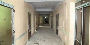 У Коломийській ЦРЛ за 2 млн грн ремонтують приймальне відділення. ВІДЕО