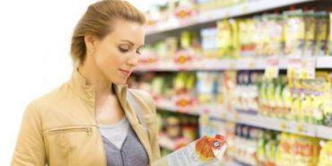 В Україні по-новому маркуватимуть продукти