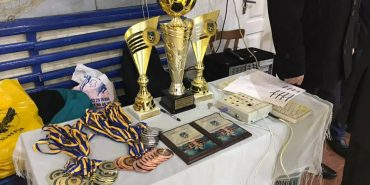 """У Коломиї відбувся традиційний футзальний турнір """"В ніч на Андрія"""". ФОТО"""