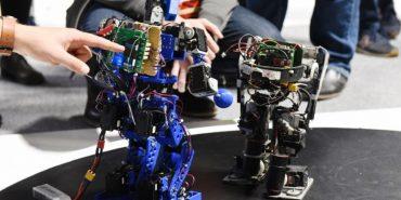 Прикарпатські студенти стали призерами міжнародного конкурсу з робототехніки Sumo Challenge 2018. ФОТО