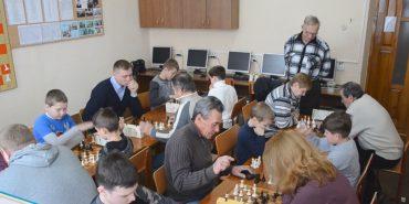 У Коломиї пройшов родинний шаховий турнір. ВІДЕО