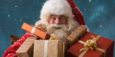 Натисніть і дізнайтеся, де зараз Санта з подарунками