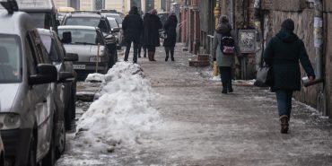 68% опитаних коломиян вважають роботу комунальників щодо розчищення снігу незадовільною. РЕЗУЛЬТАТИ ОПИТУВАННЯ