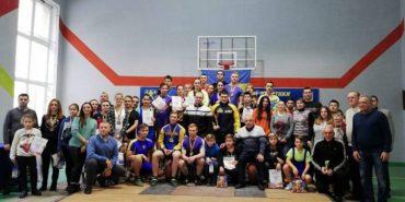 Коломийські важкоатлети стали кращими спортсменами року на Прикарпатті