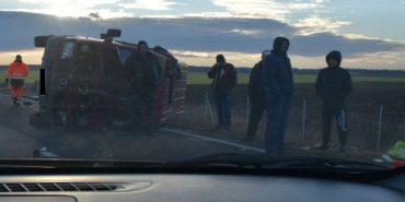 У Словенії зіткнулися два мікроавтобуси з українцями, є загиблі. ФОТО