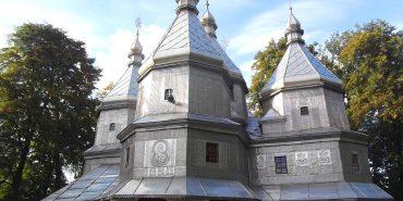 Храм у Нижньому Вербіжі пам'ятає Довбуша й опришків