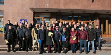 Прикарпатських волонтерів нагородили високими відзнаками. ФОТО