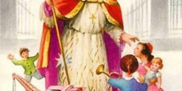 6 грудня – день святого Миколая у католиків