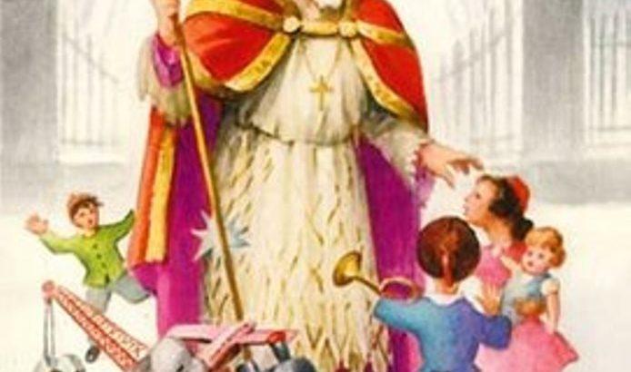 6 грудня - день святого Миколая у католиків