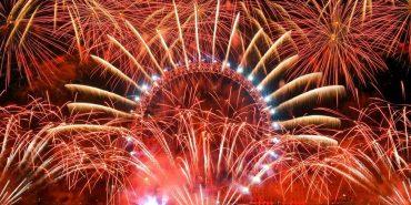 Як відсвяткували Новий рік у різних куточках світу. ФОТО
