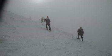 Відоме ймовірне місцезнаходження лижника, котрий на Різдво заблукав у горах