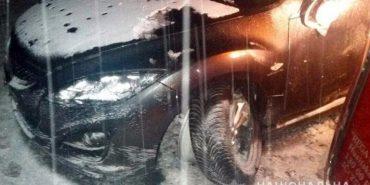 Вечірня ДТП у Яремчі: зіткнулися пасажирський автобус та легковик