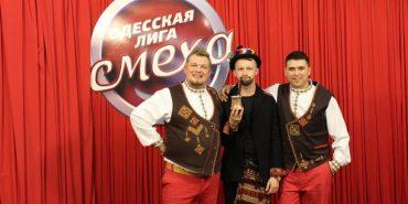 Команда гумористів з Коломиї пройшла у другий тур Ліги Сміху