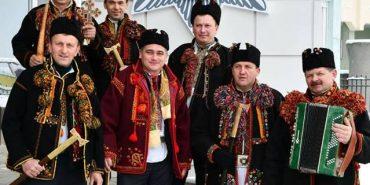 """На Луганщину завітала """"Гуцульська коляда"""". ФОТО"""