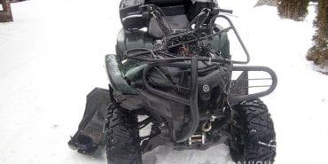 Не впорався з керуванням: у Яремчі, катаючись на квадроциклі, травмувалися 4-річна дитина і 2 людей