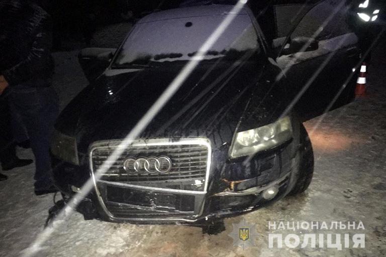 Поліцейські Івано-Франківщини впіймали групу іноземців, які обкрадали автомобілі