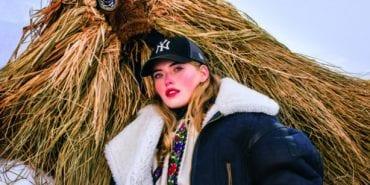 Маланка: модний глянець VOGUE зробив фотосесію у гуцульських Карпатах. ФОТО