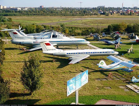 Український Державний музей авіації увійшов в ТОП- 20 найкращих у світі