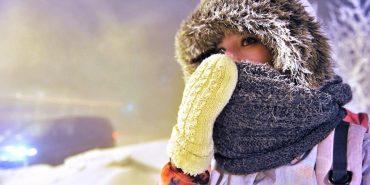 В Україні очікується сильне похолодання і люта зима