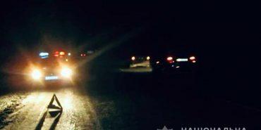 Поліція встановила особу чоловіка, який загинув у ДТП на Прикарпатті 20 січня